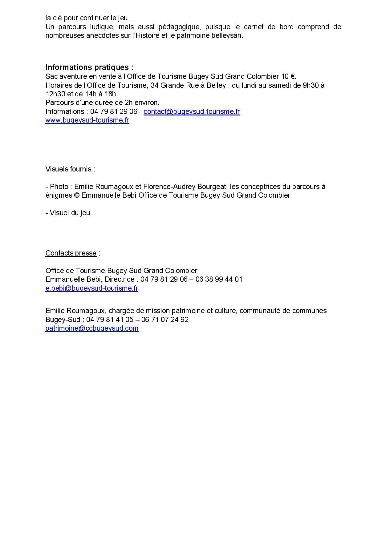 Communiqué de presse - Lupa et la prophétie des ombres  un nouveau jeu à énigmes dans Belley-page-002.jpg