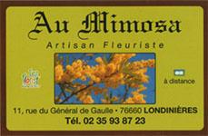 Au Mimosa