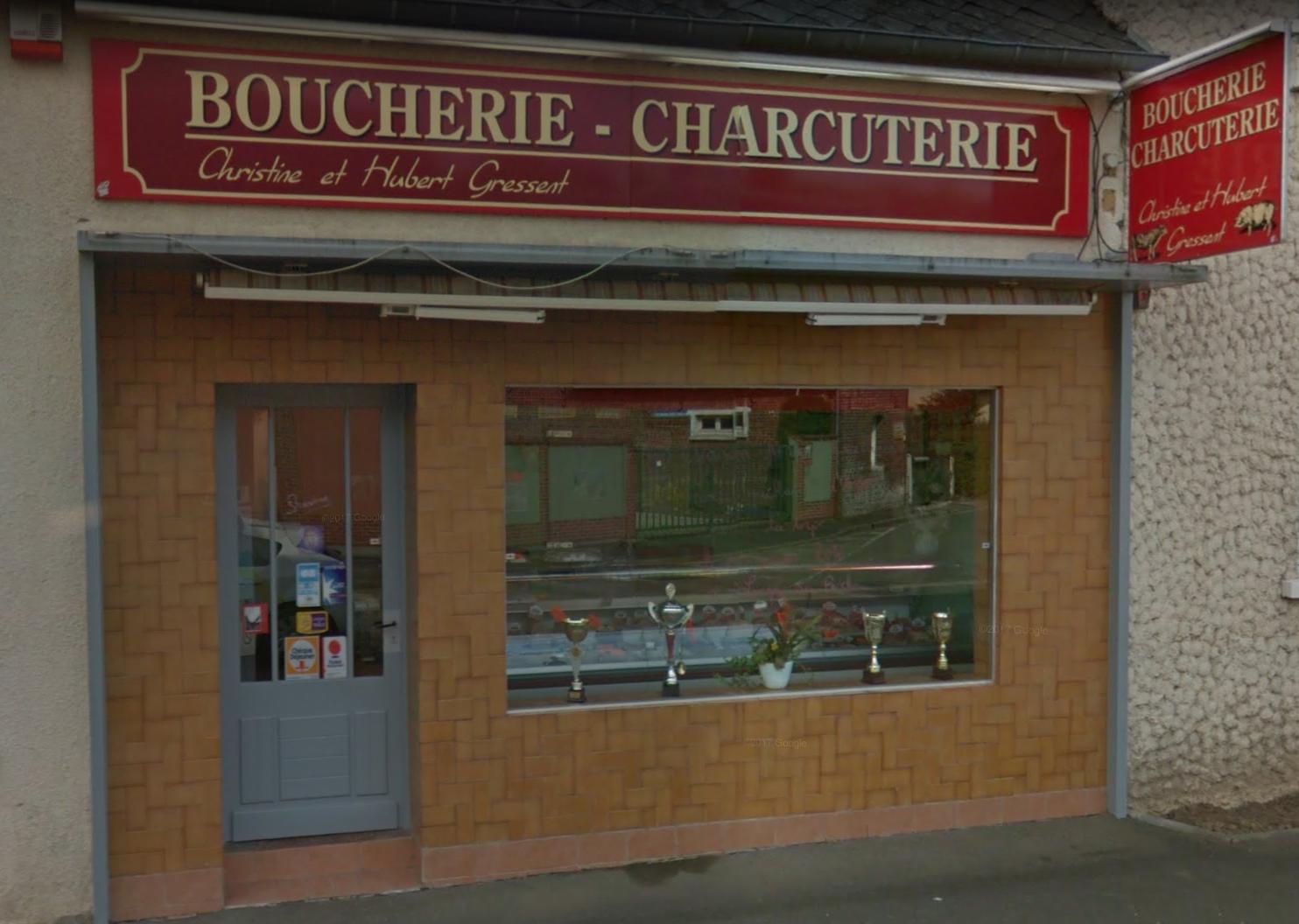 Boucherie GRESSENT