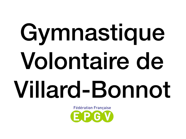 Gymnastique Volontaire de Villard-Bonnot