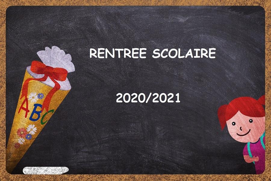rentrée 2020 2021