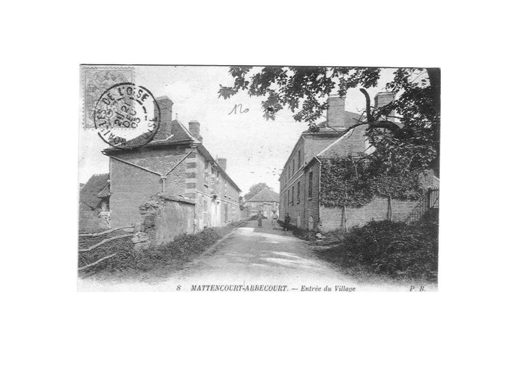 Mattencourt entree village.png