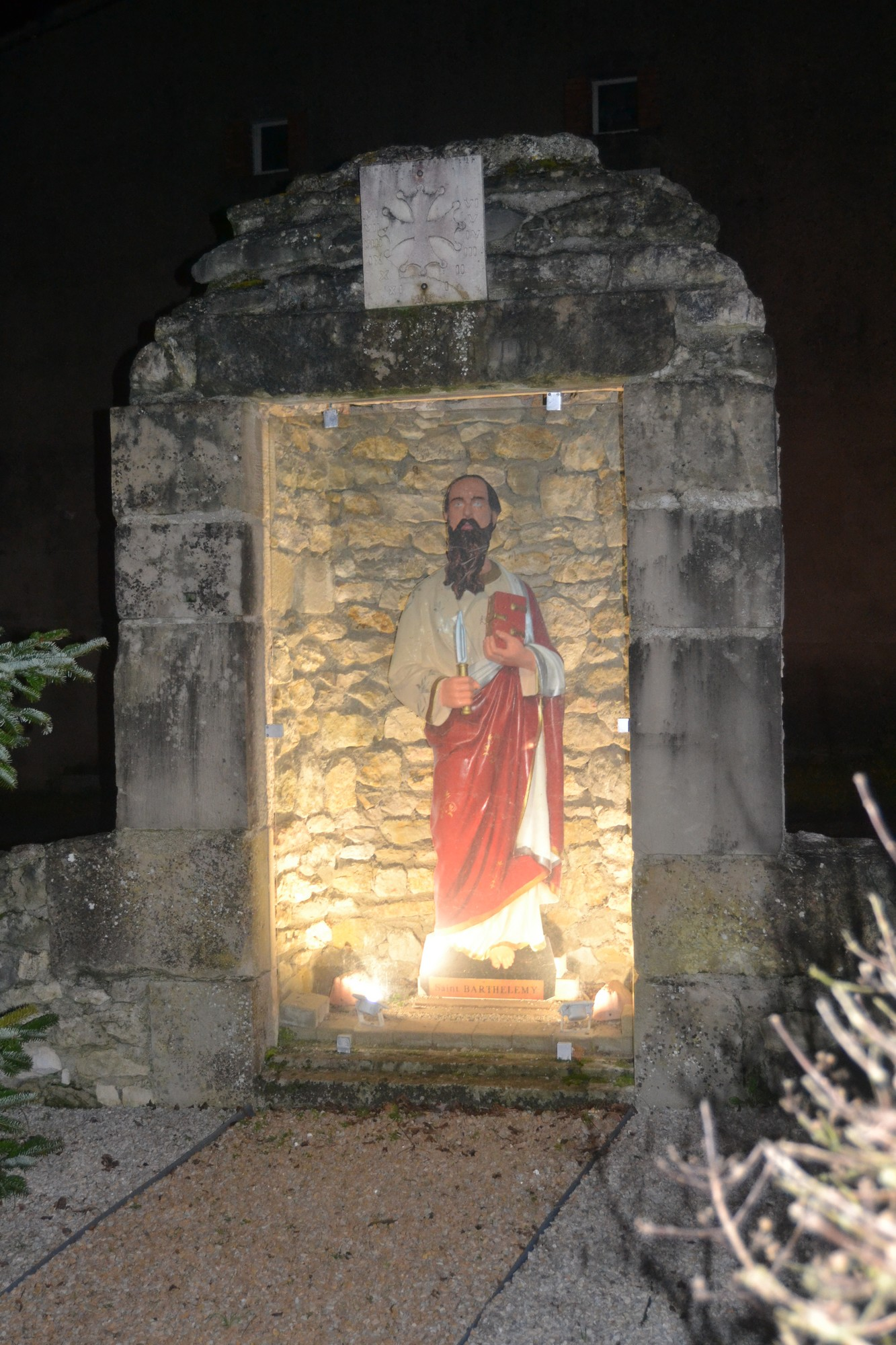 Le Pujol - Saint Barthélemy _vue de nuit_ 2.JPG