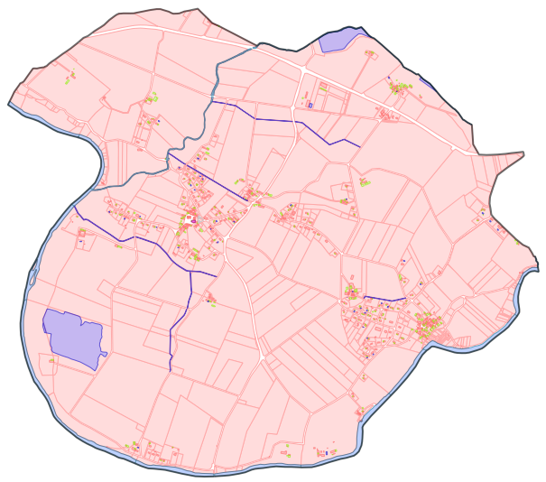 Fréjeville - Carte d_urbanisme au 14-08-2015.png