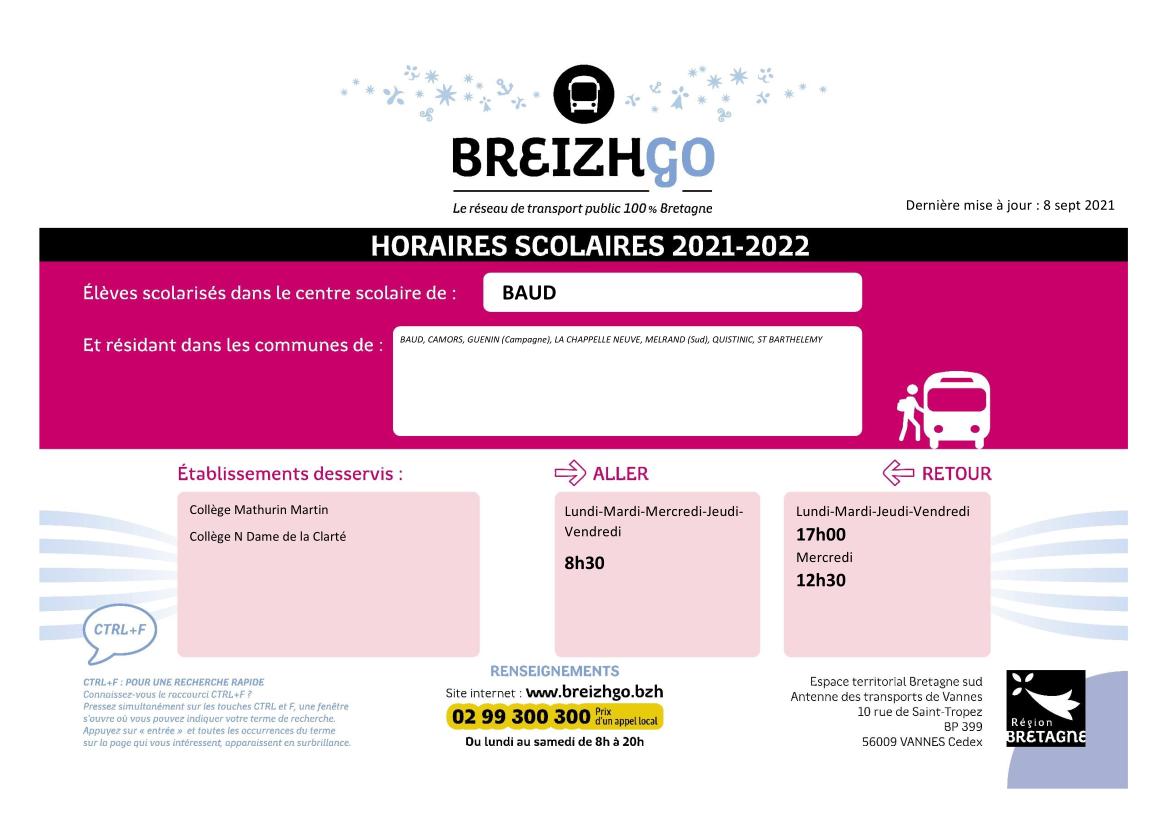Horaires 2021 2022 colleges Mathurin Martin et Notre Dame de la Clarté.png