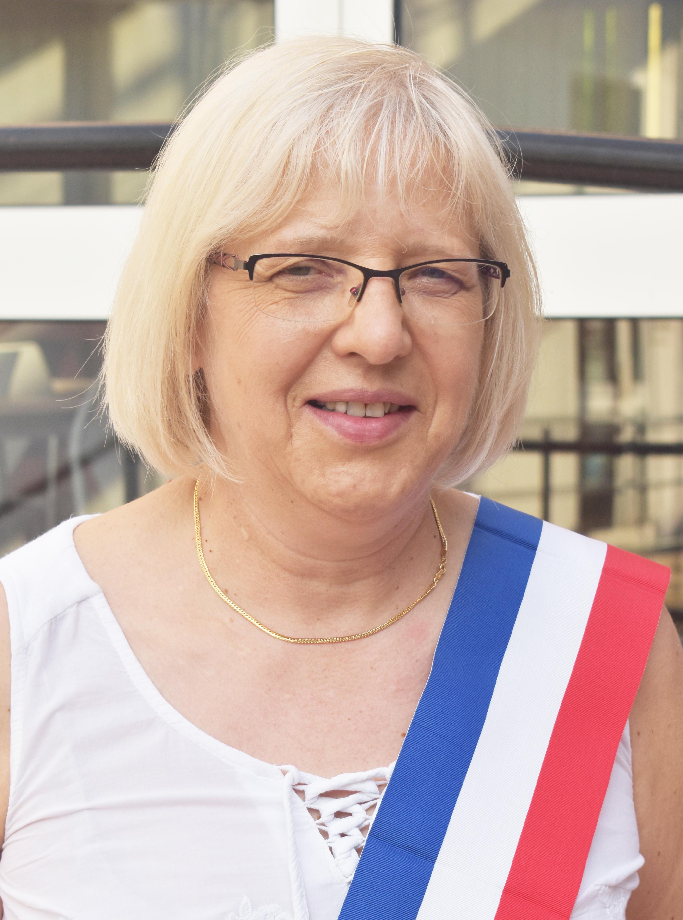 3ème adjointe Micheline Golawski.JPG