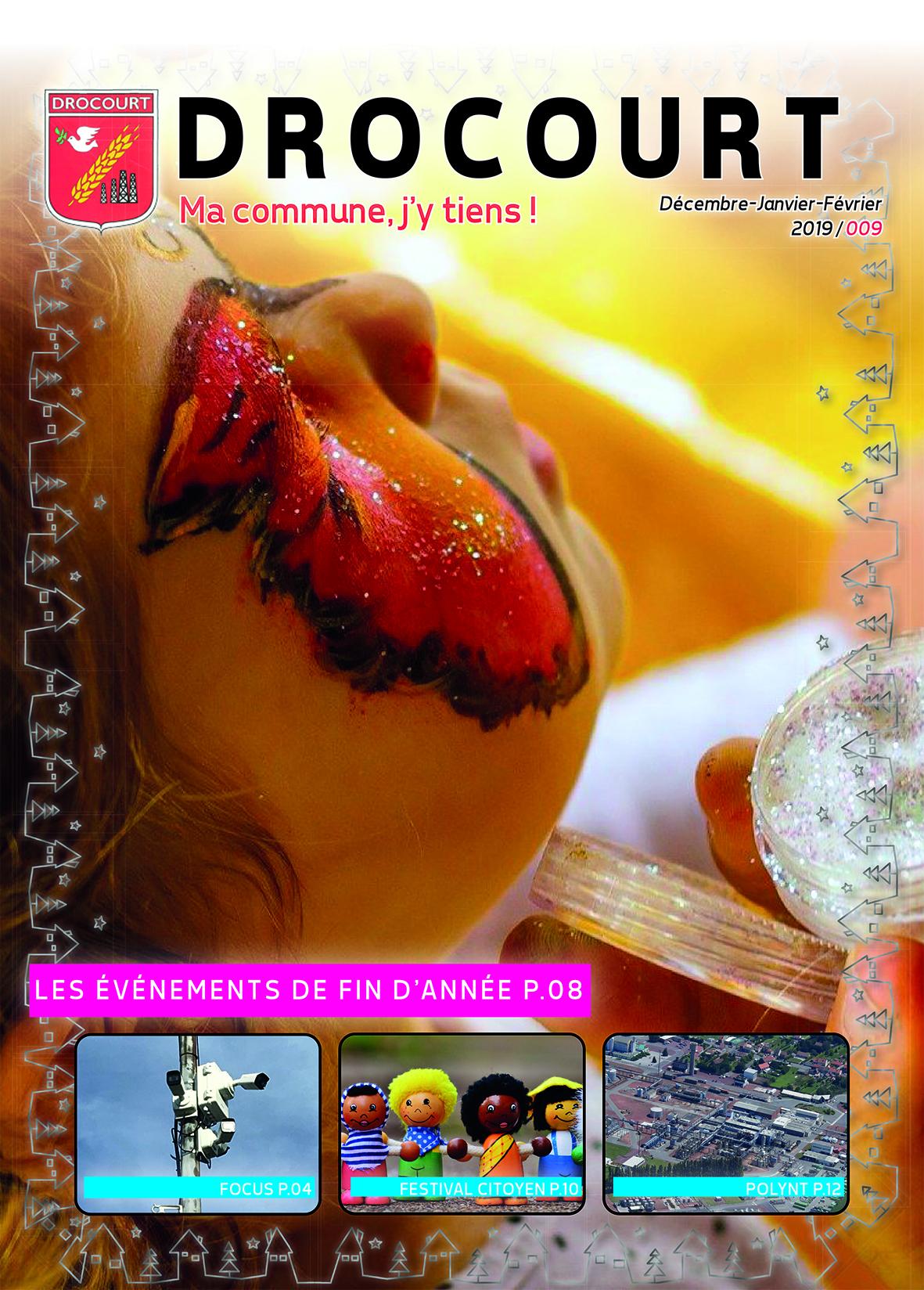 Magazine Drocourt, Ma commune j'y tiens ! N°09