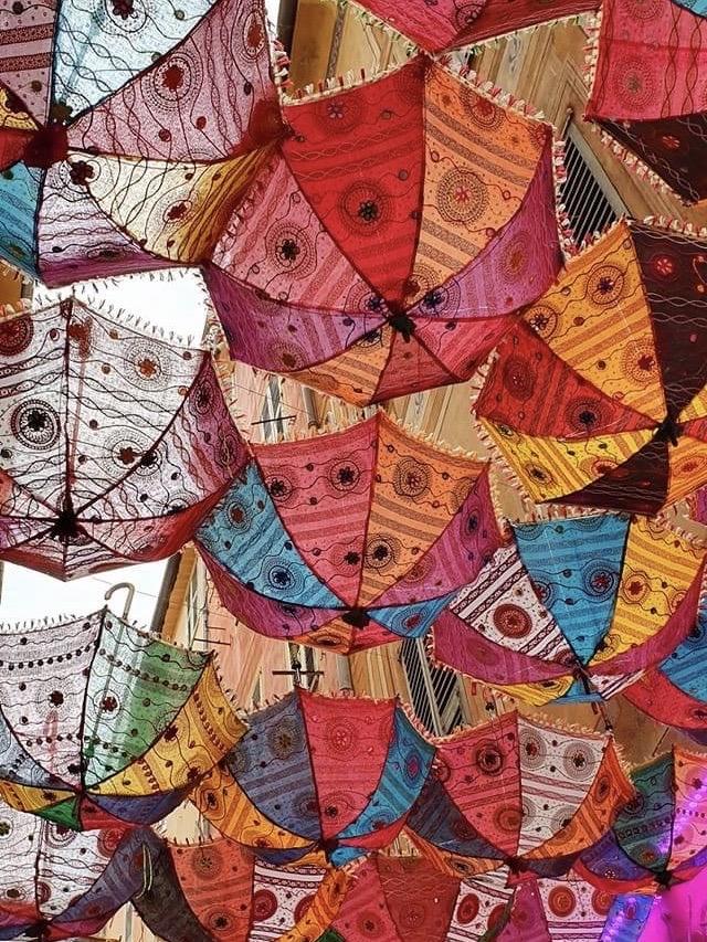 Parapluies_Nice_Christelle PORTIER