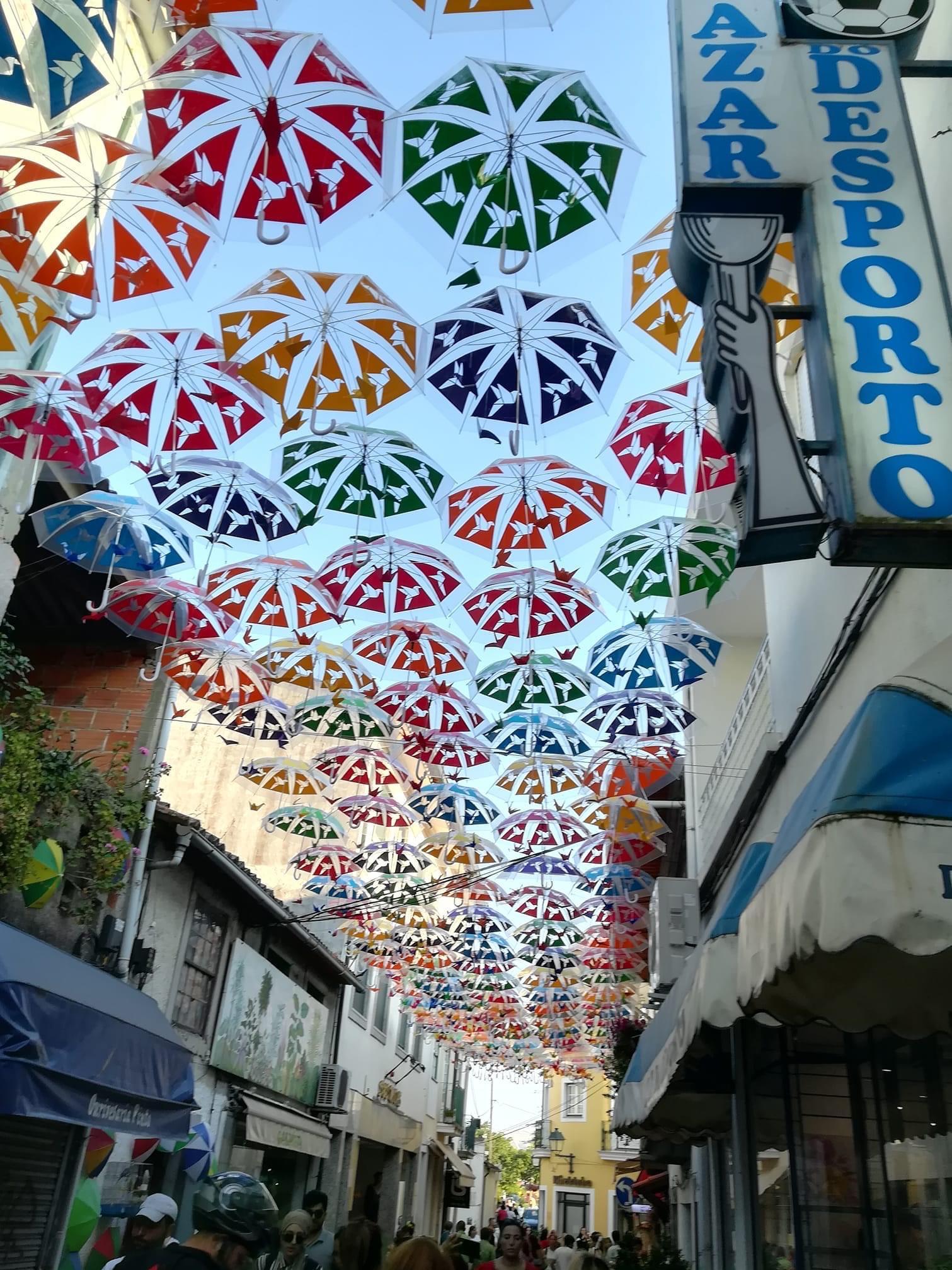Parapluies_Agueda Portugal_Nadine GABIACHE