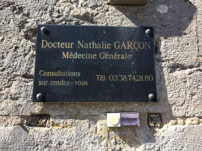 Docteur Nathalie Garçon
