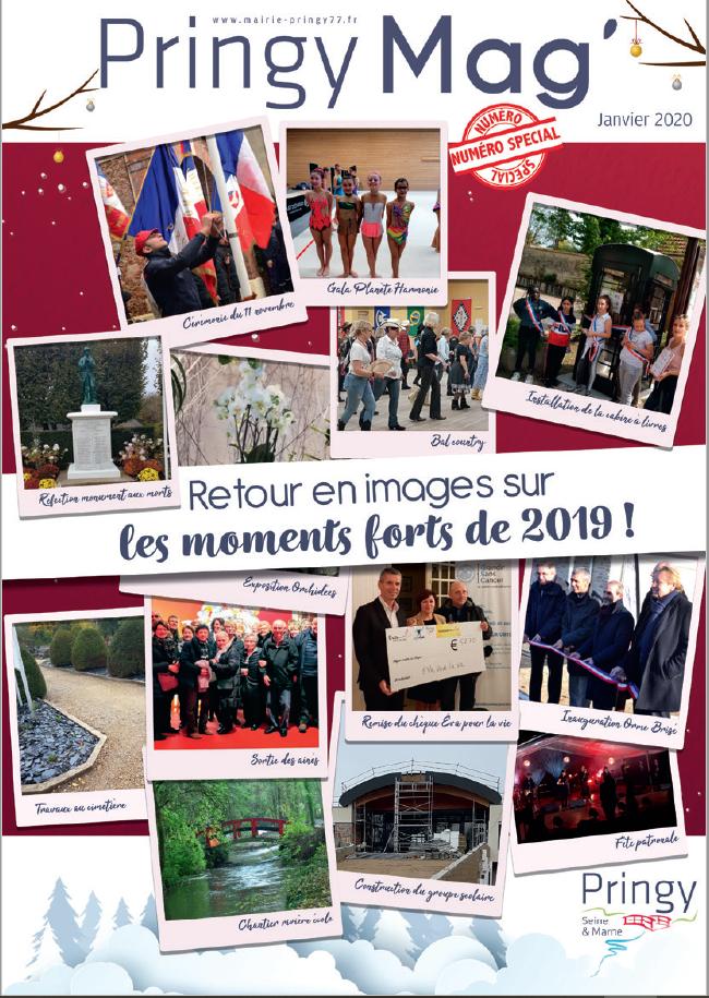 Pringy Mag janvier 2020