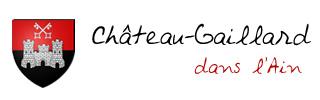 logo chateau gaillard dans l ain 2