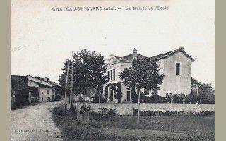 la mairie et l ecole