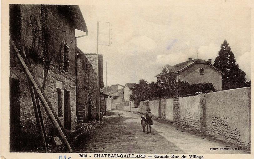 rue centrale