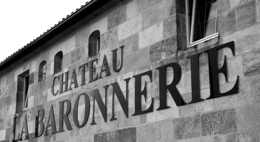 Chateau la baronnerie