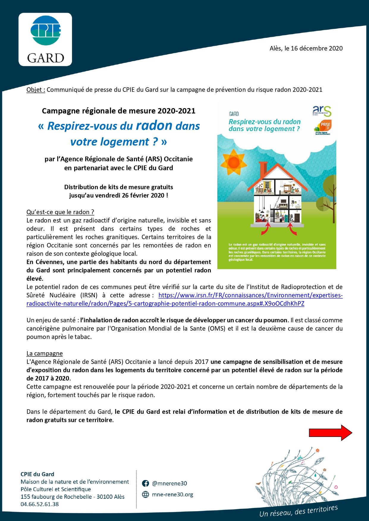 Communiqué de presse du CPIE du _Gard - Campagne de mesure du rad_on 20-21 ARS_page-0001.jpg