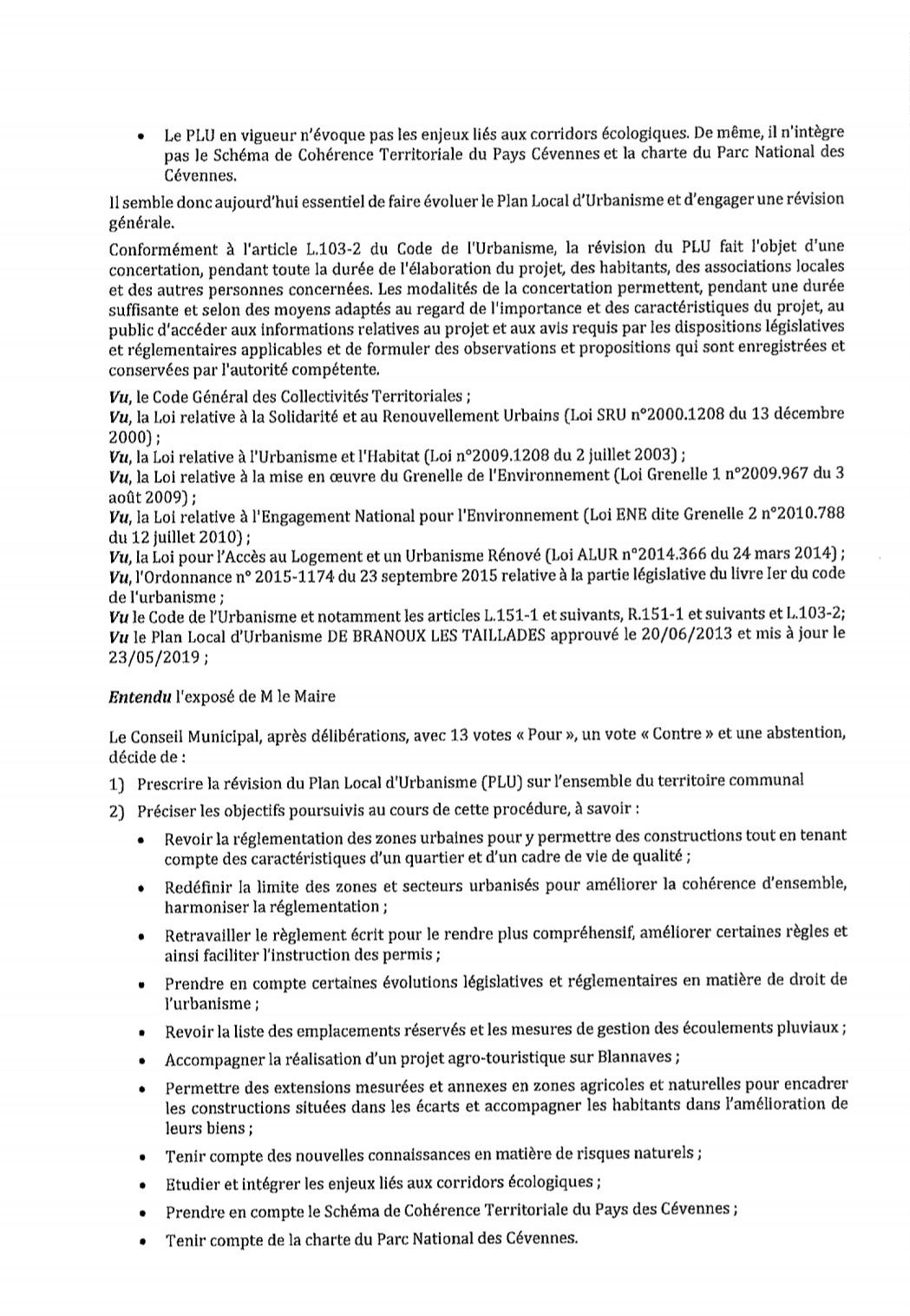 Délib révision PLU p2