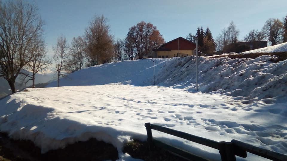 Belles Cimes neige