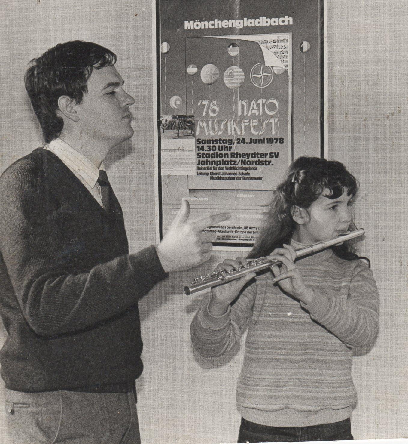 1980 cours de flute
