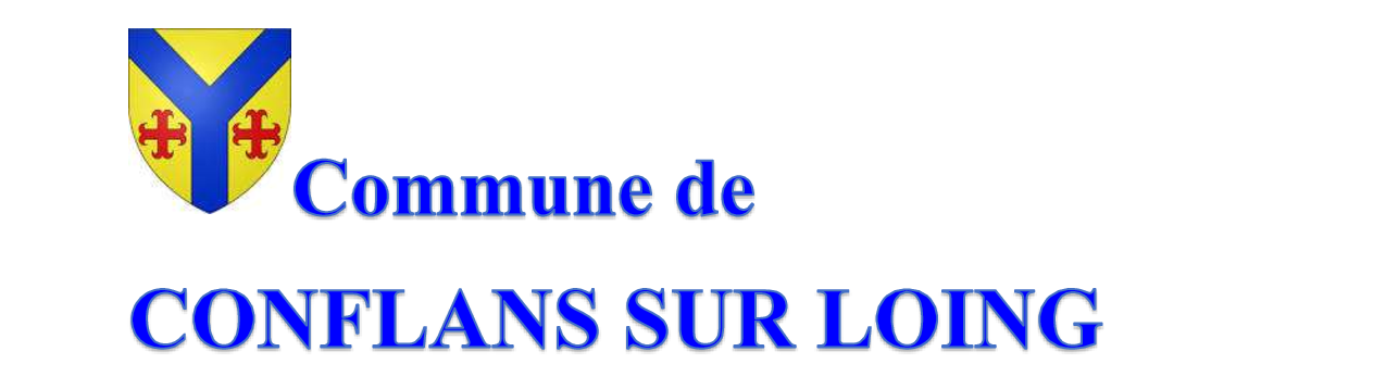 Commune de Conflans-sur-Loing