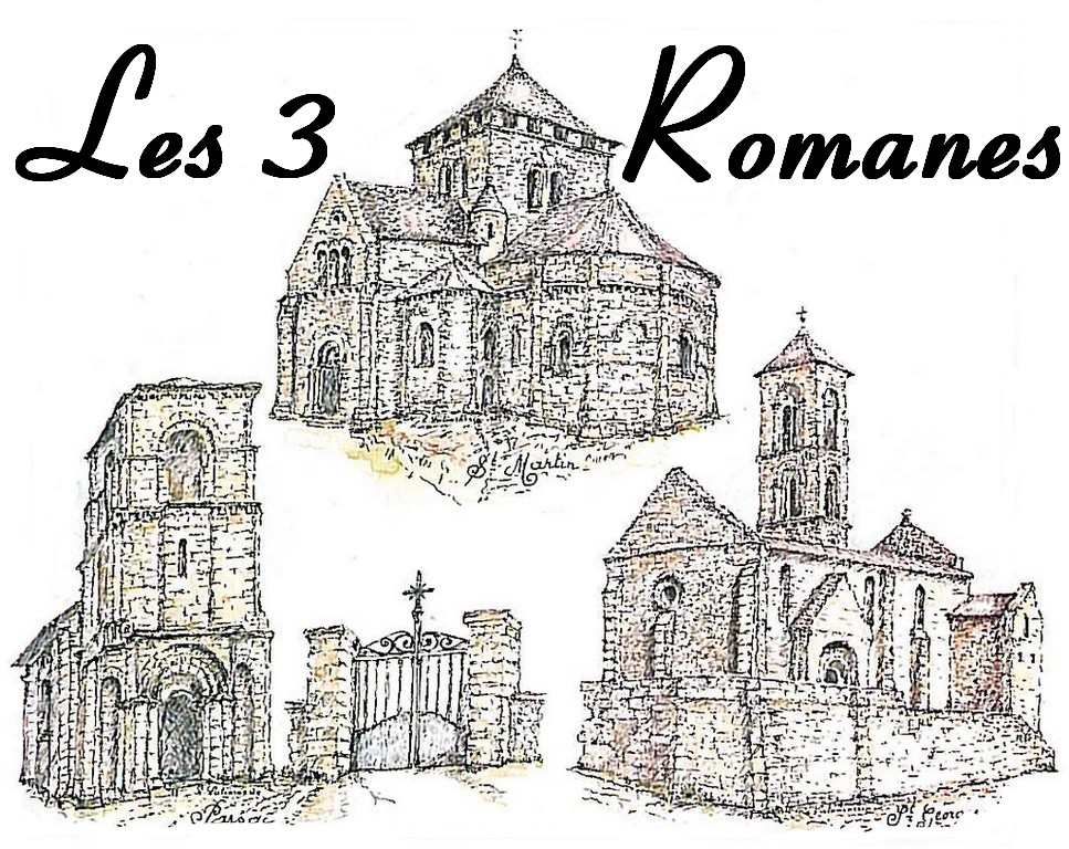 Les trois Romanes