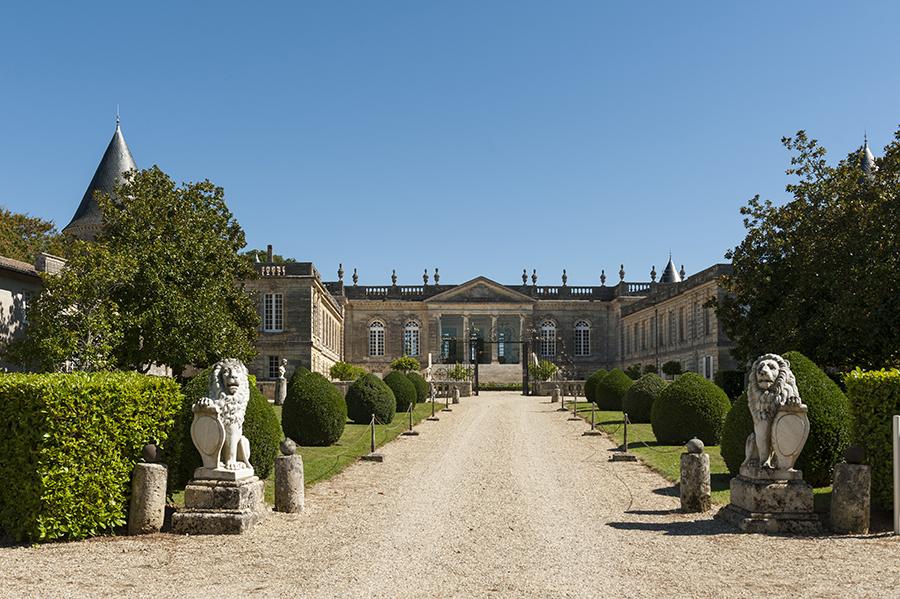 Chateau St Georges (Façade)
