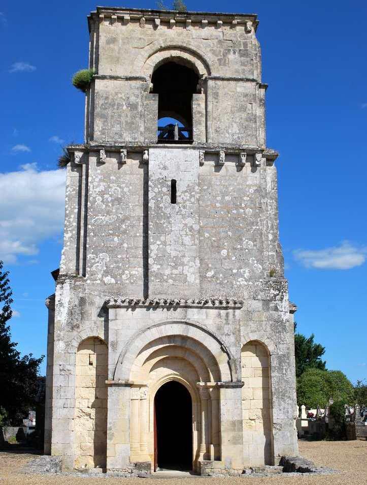 Eglise Notre Dame de Parsac