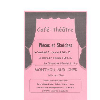 Café - Théâtre