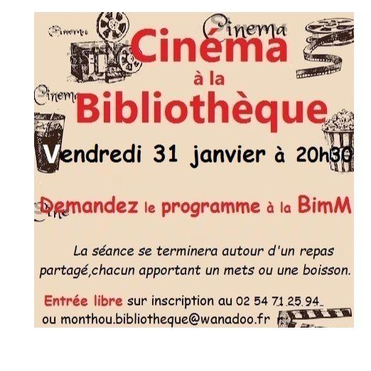 Cinéma à la BimM