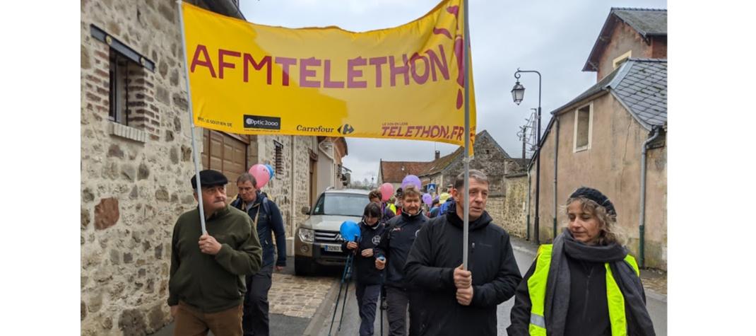 Marche des 5 Villages