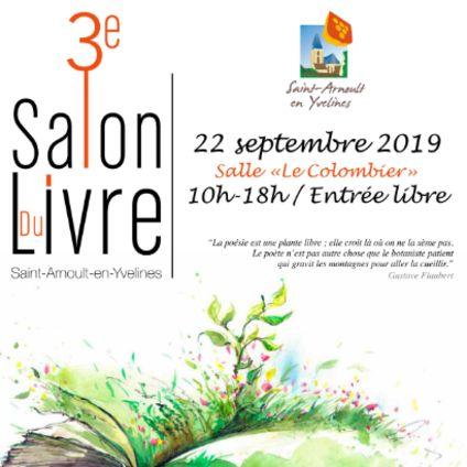 3e Salon du Livre