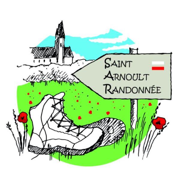 Boucle de 10 km avec Saint-Arnoult Randonnée