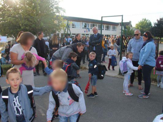 Rentrée des classes : Effectif stable dans les 4 écoles de la commune