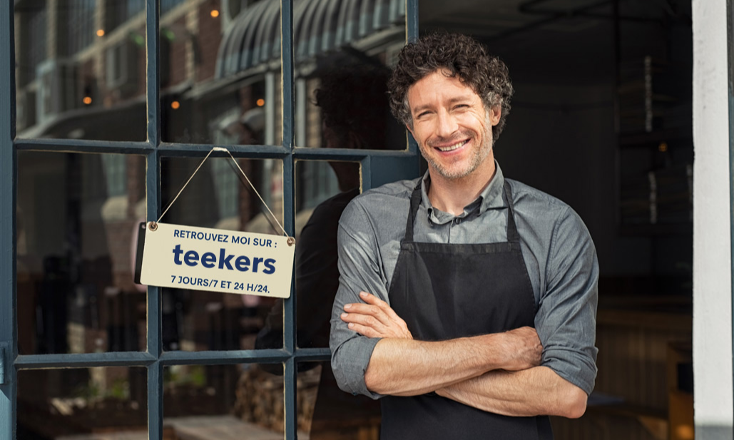 teekers : une expérience shopping locale