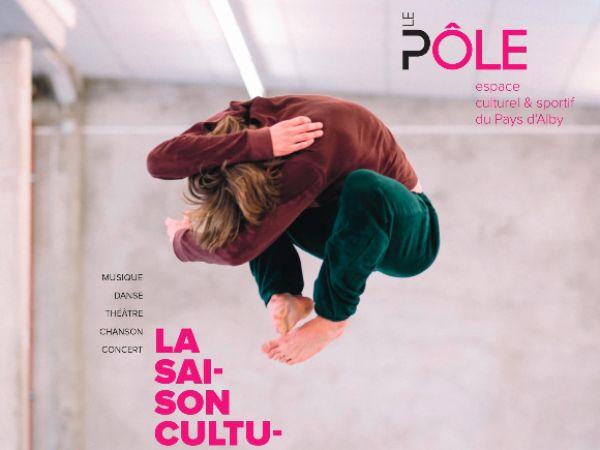 Les spectacles de la saison culturelle 19/20 du Pôle
