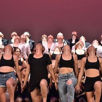 Spectacle de danse de l'association Alby Spectacle