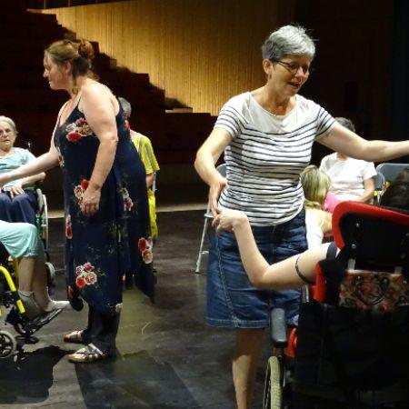Atelier de danse intégrée | Le Pôle