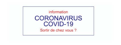 """COVID-19 - Restrictions """"loisirs"""""""