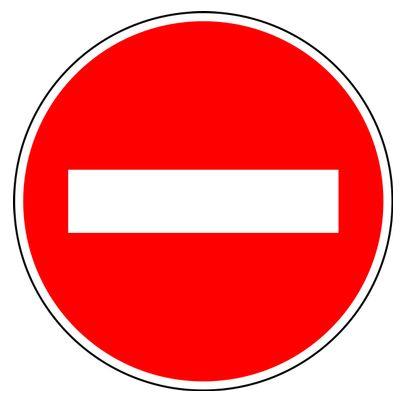 Interdiction d'accès lieux collectifs
