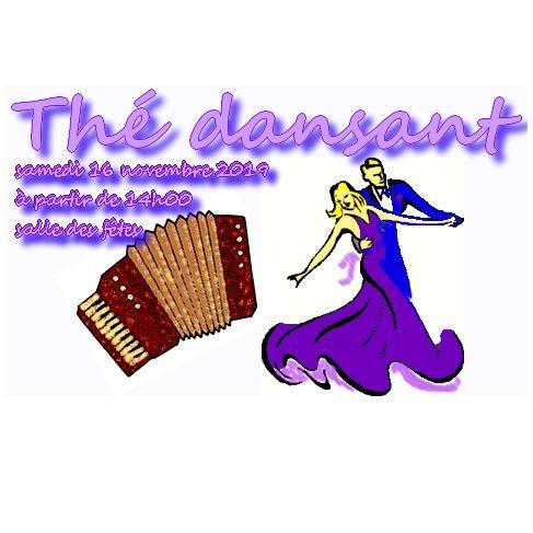 THE DANSANT avec TIC TAC MUSETTE