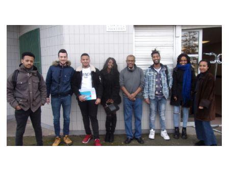 Des cours d'amharique à Angers
