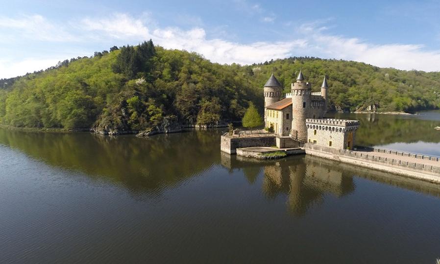 Nature en bord de Loire