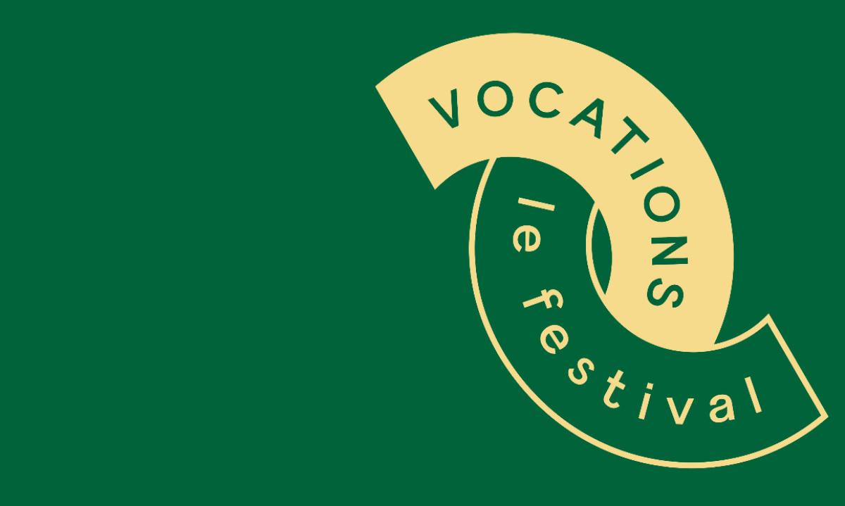 Présentation du FESTIVAL DES VOCATIONS