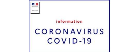 CORONAVIRUS - Site officiel