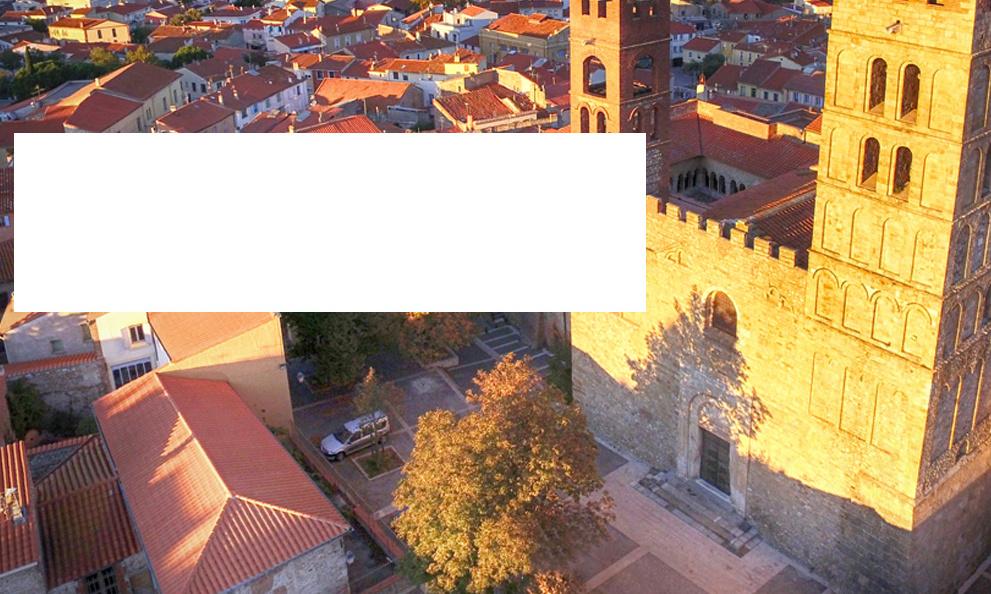 ELNE Cité d'Arts et de Culture en Terre Catalane