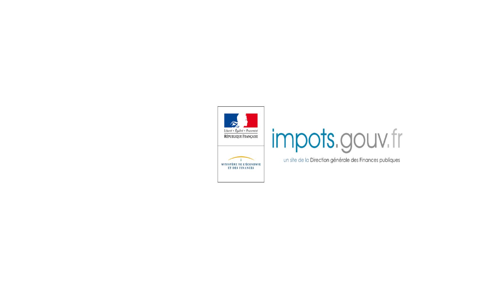 DECLARATION D'IMPÔT