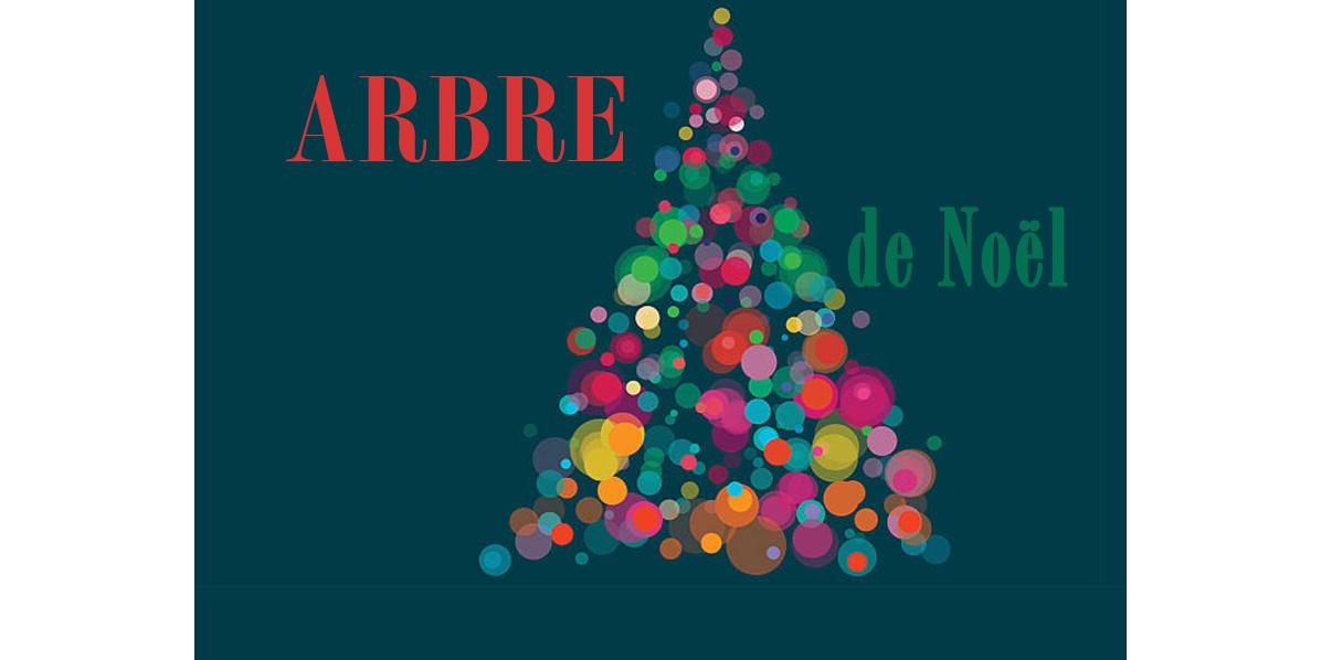 Arbre de Noël organisé par le Comité des fêtes