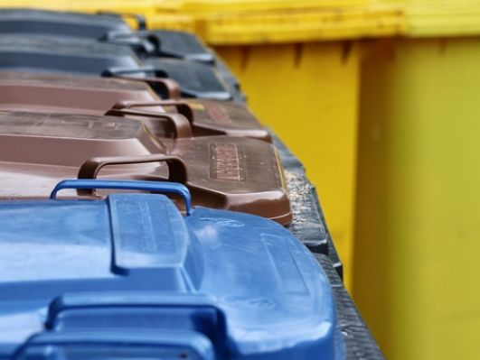 Collecte des déchets ménagers