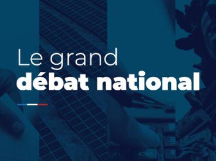 Grand débat national : un cahier de doléances et de propositions dans votre mairie