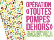 Opération toutes pompes dehors - du 11 au 23 mars 2019